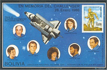 space shuttle challenger crew names - photo #27